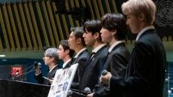 BTS - Sức hấp dẫn đặc biệt của 'khách quen' tại Liên hợp quốc
