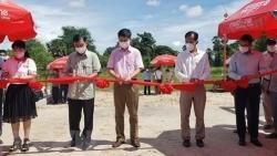 Người Việt tại Campuchia góp sức xây dựng công trình Cầu đường Hữu nghị