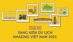 Cuộc thi Sáng kiến Du lịch Amazing Việt Nam dành cho học sinh THPT