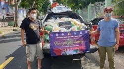 Người Việt tại Hàn Quốc trao gửi yêu thương về quê nhà