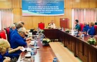 Đoàn sứ giả Sức mạnh hữu nghị Câu lạc bộ FF Malborough thăm Việt Nam.