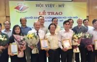 Tăng cường lực lượng làm đối ngoại nhân dân Việt – Mỹ