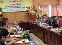 Giao lưu nhân dân Việt Mỹ sau 5 năm thiết lập Đối tác chiến lược