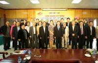 Kỷ niệm 73 năm ngày thành lập Việt – Mỹ thân hữu hội