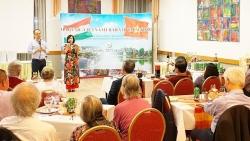 Cộng đồng người Việt giao lưu tri ân, vun đắp tình hữu nghị Việt-Hung