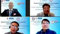 Doanh nghiệp ở Hàn Quốc và Vương quốc Anh 'bắt tay' hỗ trợ tiêu thụ hàng Việt