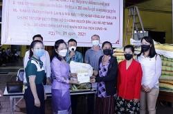 Người Việt chung tay hỗ trợ người dân hai nước gặp khó khăn do đại dịch Covid-19