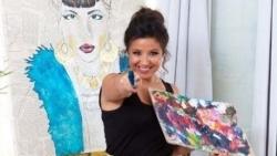 Nữ họa sĩ Israel và những ấn tượng với Việt Nam