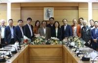 Hội Việt – Mỹ bàn giải pháp mở rộng hợp tác và tăng cường giao thương