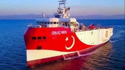 Phớt lờ cảnh báo của Hy Lạp, Thổ Nhĩ Kỳ tiếp tục hoạt động thăm dò ở Địa Trung Hải