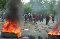 Honduras: Cảnh sát đụng độ với người biểu tình phe đối lập