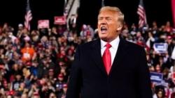 Bầu cử Mỹ 2020: Ông Donald Trump tuyên bố vẫn sẽ giành chiến thắng