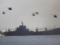 Nga tập trận lớn tại bán đảo Crimea