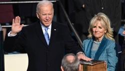 Tân Tổng thống Joe Biden chính thức nhậm chức, cam kết hàn gắn nước Mỹ, phục hồi quan hệ với đồng minh