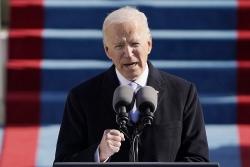 Lãnh đạo thế giới chúc mừng Tân Tổng thống Joe Biden