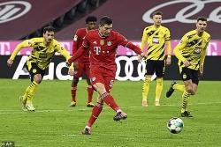 Derby nước Đức: Bayern Munich lội ngược dòng ngoạn mục, đánh bại Borussia Dortmund