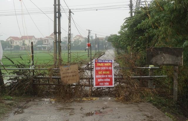 Hải Dương: Phong tỏa thôn 400 hộ dân vì có ca nghi nhiễm Covid-19