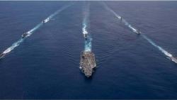 Bộ tứ cùng Pháp, UAE tổ chức tập trận hải quân, mục đích là gì?