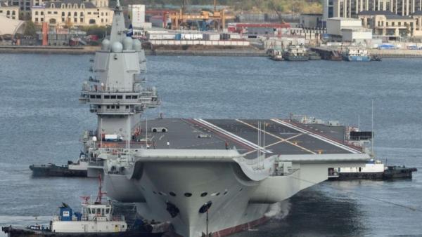 Trung Quốc tiếp tục đưa thêm nhóm tàu sân bay mới vào Biển Đông để tập trận