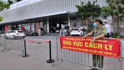 Hà Nội: Phong toả toà nhà ở quận Tây Hồ vì có ca nghi nhiễm Covid-19