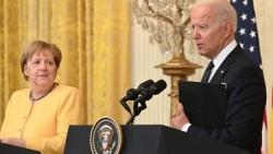 Quan hệ đầy thăng trầm của Thủ tướng Đức Angela Merkel với các đời Tổng thống Mỹ
