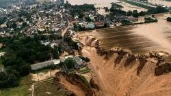 Việt Nam gửi điện thăm hỏi Bỉ sau trận mưa lũ lịch sử