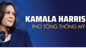 Nữ Phó Tổng thống Mỹ đầu tiên thăm Việt Nam