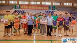Giao lưu thể thao giữa Công đoàn Bộ Ngoại giao và UBND TP Sầm Sơn, Thanh Hóa