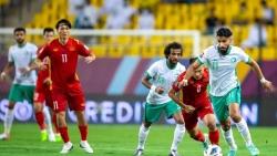 Việt Nam vs Saudi Arabia: Chênh lệch trình độ, thiếu may mắn, thua buồn nhưng cũng đáng