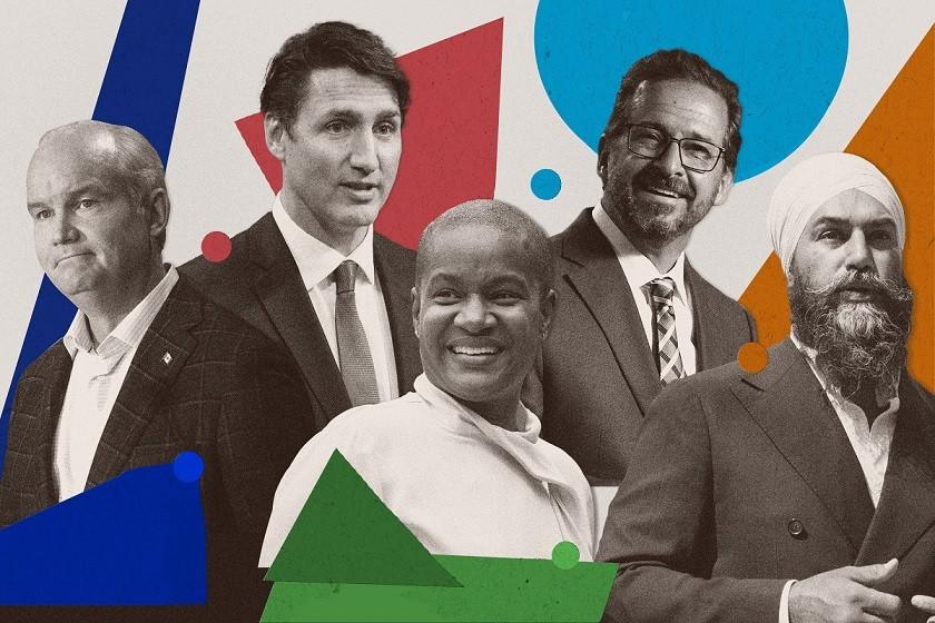 Bầu cử Canada: Những gương mặt sáng giá cho chức Thủ tướng Canada