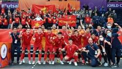 Báo Nga: Đội tuyển futsal Việt Nam thi đấu kiên cường cùng hàng phòng ngự chắc chắn