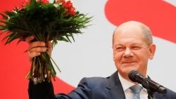 Thế giới phản ứng ra sao với kết quả bầu cử Đức?