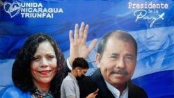 Mỹ cáo buộc Nicaragua chuẩn bị tổ chức một 'cuộc bầu cử gian lận'