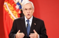 Tổng thống Chile kêu gọi trưng cầu ý dân về hiến pháp mới
