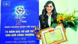Doanh nhân Lê Hồng Thuỷ Tiên: 'Chuyển mình thầm lặng' với sứ mệnh mang tinh hoa Việt vươn tầm thế giới