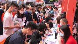 Sắc màu Nhật Bản 'thăng hoa' trong ngày hội tư vấn tuyển sinh-hướng nghiệp năm 2021