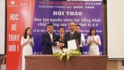 Viện Đào tạo quốc tế Việt - Nhật và hành trình hướng tới 'chuẩn đại học Nhật Bản'
