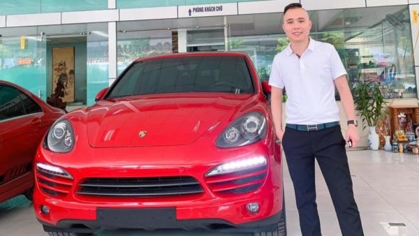 CEO Đỗ Anh Lượng: Đam mê bỏng cháy cùng siêu xe
