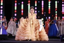 Siêu mẫu nhí Trần Thị Hoàng Vân: Thành công đến từ đam mê và khổ luyện