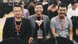 Nguyễn Thế Vinh chia sẻ về kinh nghiệm Start-up trong lĩnh vực công nghệ
