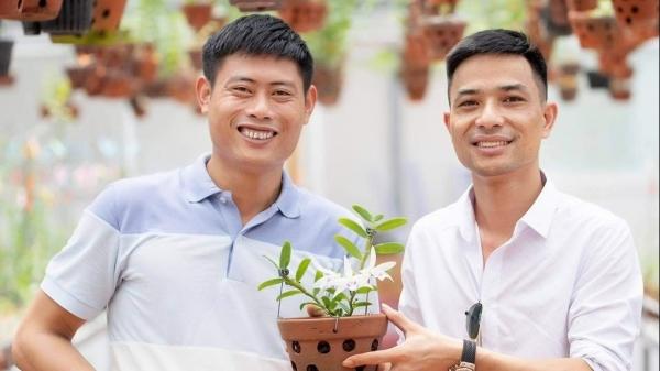 Nghệ nhân Nguyễn Thanh Xuân cùng tình yêu với hoa lan