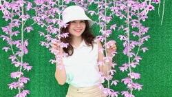 Cô giáo Tạ Thị Quyên trải lòng về triển vọng ngành hoa lan sau đại dịch