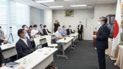 Tổng kết đợt 1 quyên góp ủng hộ Quỹ Vaccine phòng chống Covid-19 tại Fukuoka, Nhật Bản