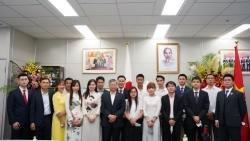 Đại hội Đại biểu lần II Hội người Việt Nam tại Fukuoka: Đoàn kết – Sáng tạo – Đổi mới toàn diện