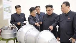 Báo Mỹ: Triều Tiên đang sản xuất chất phân hạch hạt nhân
