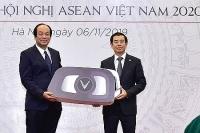 Xe VinFast sẽ phục vụ các hội nghị trong khuôn khổ Năm ASEAN 2020