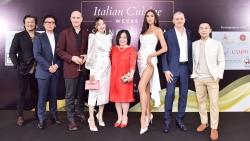 Tuần lễ Ẩm thực Italy: Quy tụ dàn khách mời đình đám