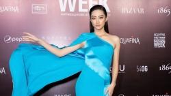 Tuần lễ Thời trang Quốc tế Việt Nam 2020: Hoa hậu Hoàn vũ và Hoa hậu Việt Nam 'đọ sắc' trên thảm đỏ
