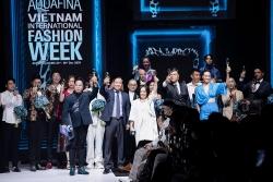 Aquafina Tuần lễ Thời trang Quốc tế Việt Nam 2020 chính thức khai mạc