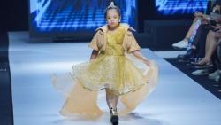Thành công không đợi tuổi của Siêu mẫu nhí Hoàng Vân và bài học với các bậc cha mẹ